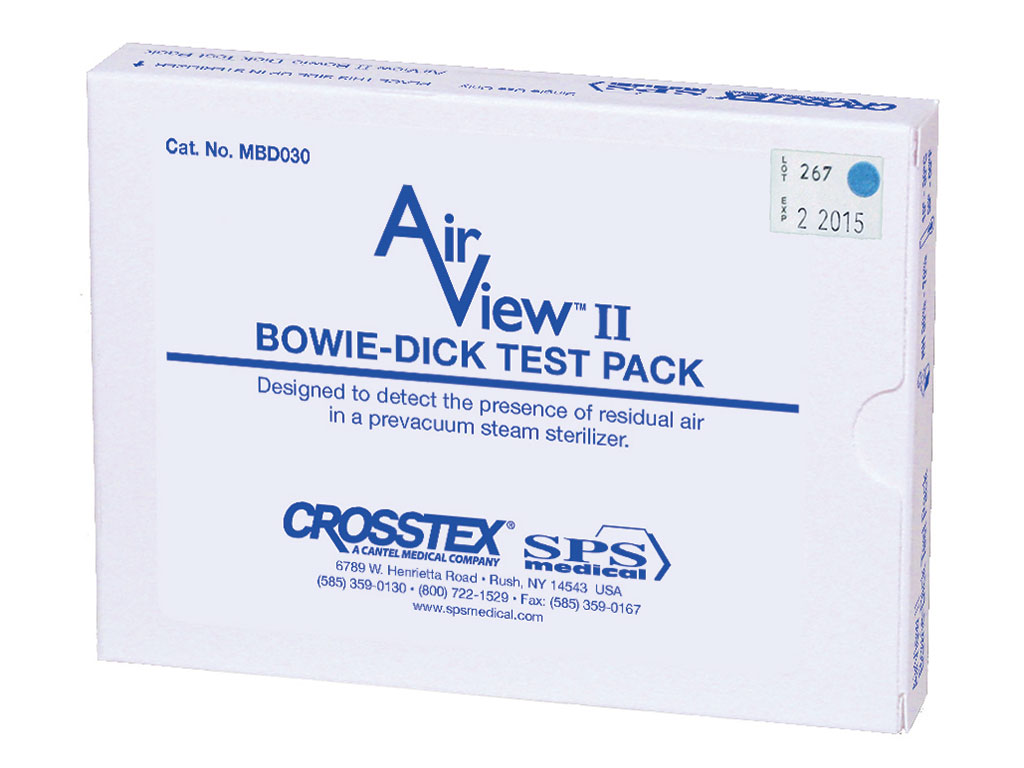 Bowie dick pack test photos 512